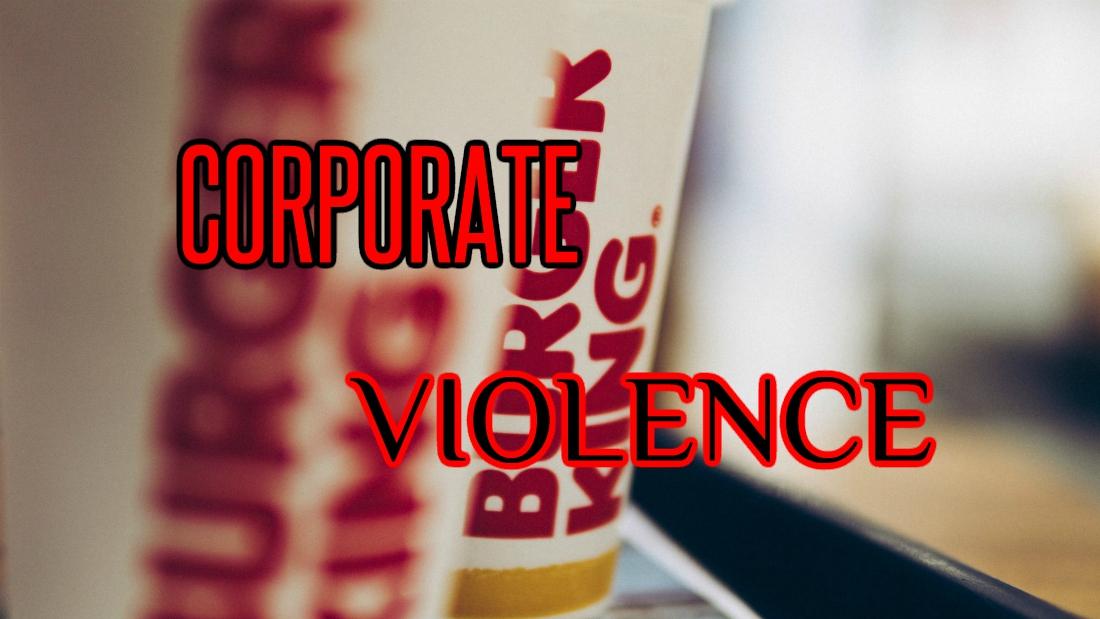 Burger King ondersteunt nu gewelddadige voedselaanvallen op Nigel Farage, terwijl het bedrijf HATE escaleert