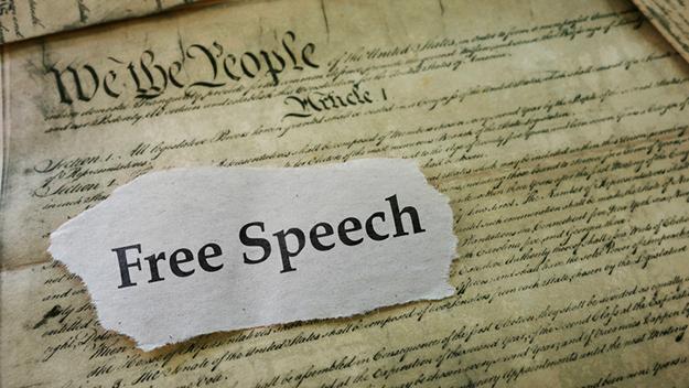 Digitale zuivering onderweg wereldwijde censuur wordt ingezet