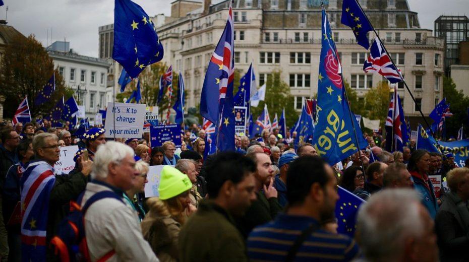 Groot-Brittannië onbeheerst door Brexit gevolgen onvoorspelbaar