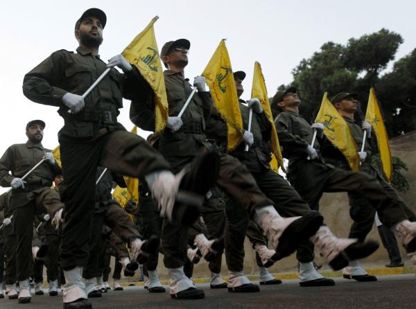 'Death To America': Iran is klaar om Hordes Hezbollah-terroristen te ontketenen op de Amerikaanse bodem