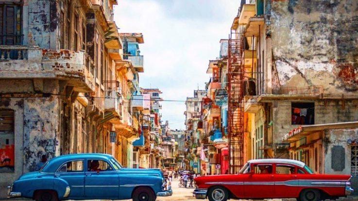 Het bestraffen van onschuldige Cubanen en Palestijnen – Sancties en muren van Trump