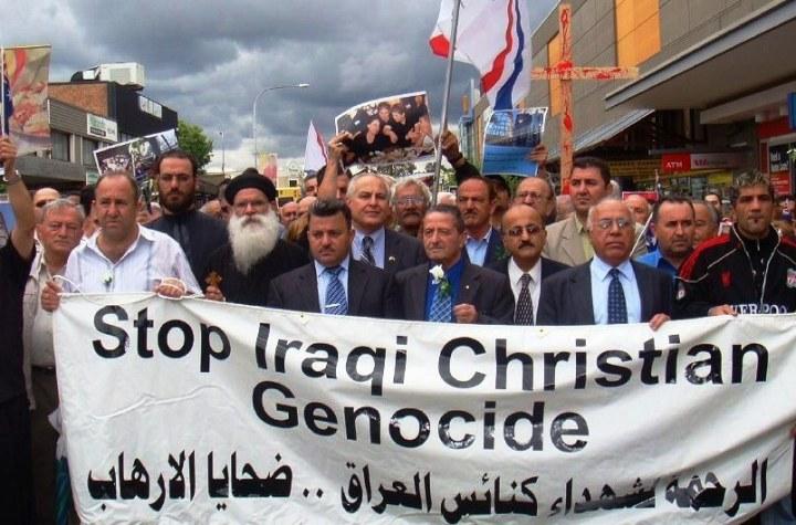 Genocide van christenen