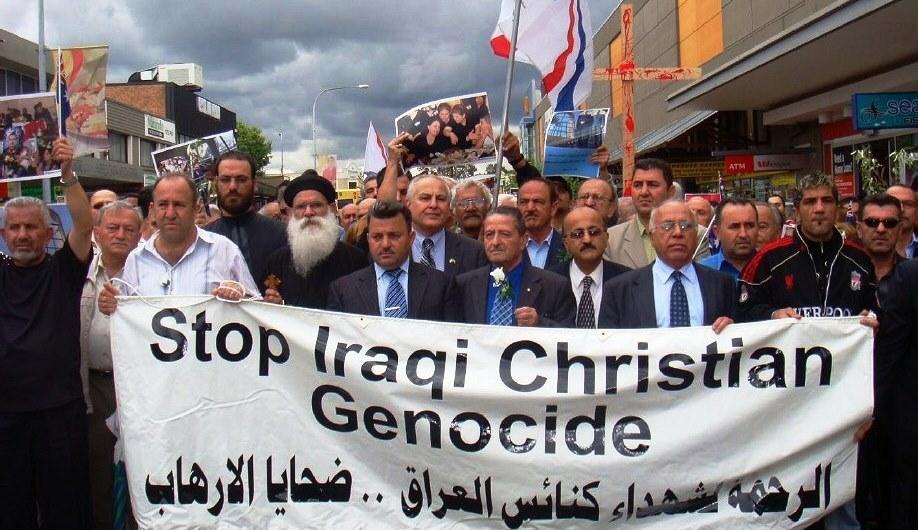 """Genocide van christenen bereikt """"alarmerende fase"""""""
