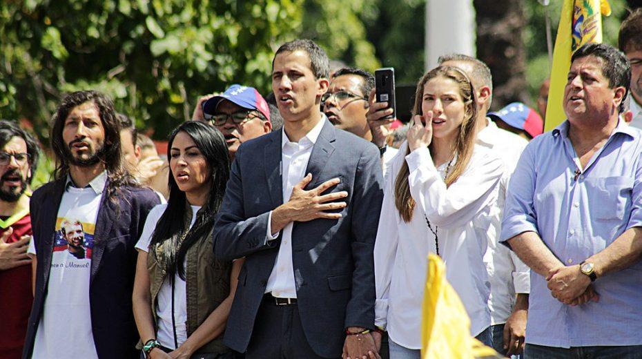 CIA Financierde nog een groep fraudeurs: de Venezolaanse 'oppositie'