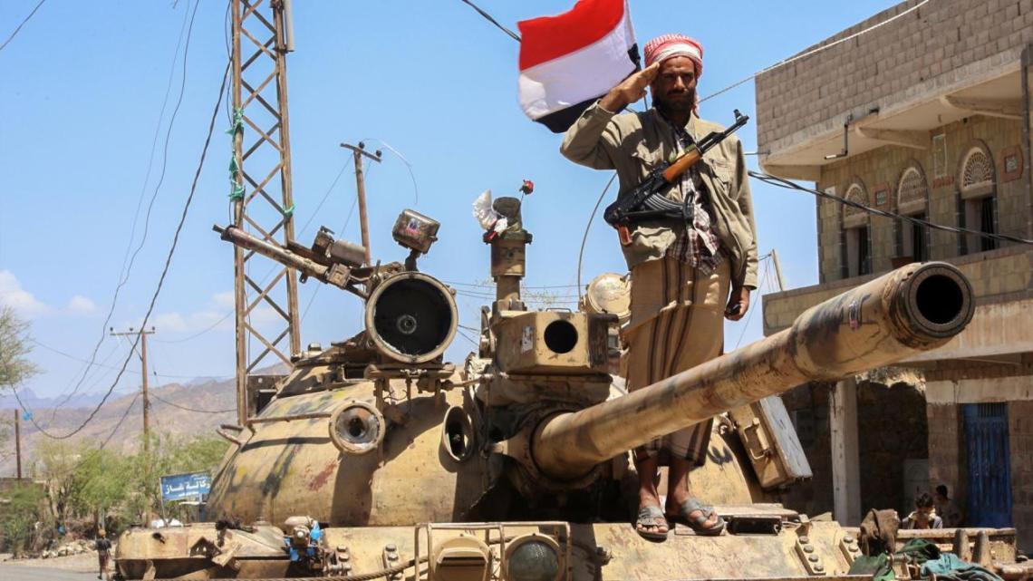 Wapen Dealers en Lobbyisten worden rijk als Yemen brand