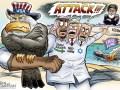 De nieuwste Amerikaanse sancties wijzen op een dalende wereldmacht