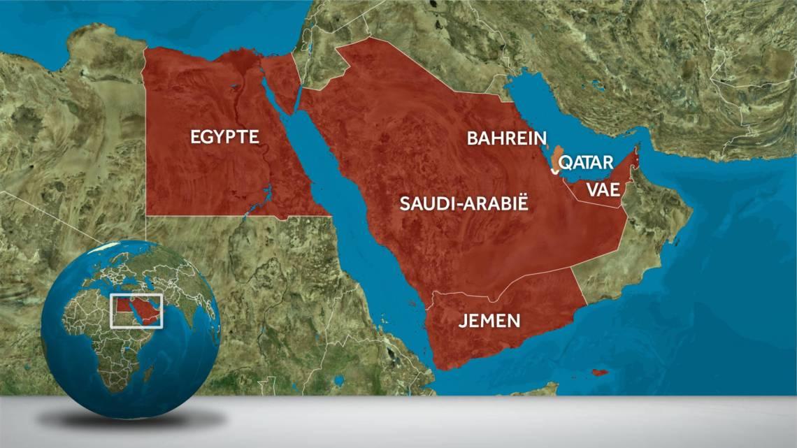 Qatar houdt zich staande tegen Saudi-Emiraat-as