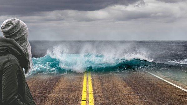 11 voorspellingen van de gigantische aardbeving die ervoor zorgt dat grote delen van Californië in de Stille Oceaan vallen