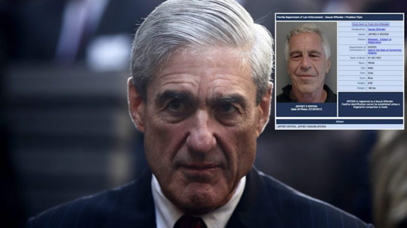 Epstein's arrestatie vertelt me dat Trump nu voor bloed gaat