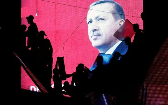 Kan Recep Erdogan the Magnificent Libië redden?