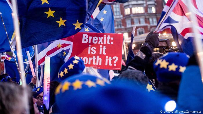 Brexit zal Groot-Brittannië niet redden van schulden- en migratiecrisis