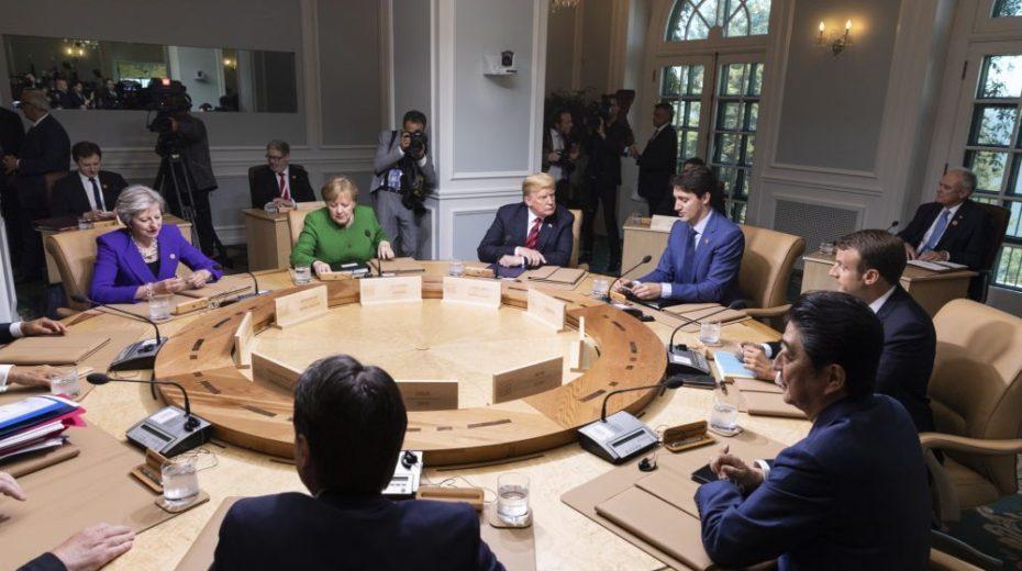 G7: een verouderde, nutteloze praatwinkel