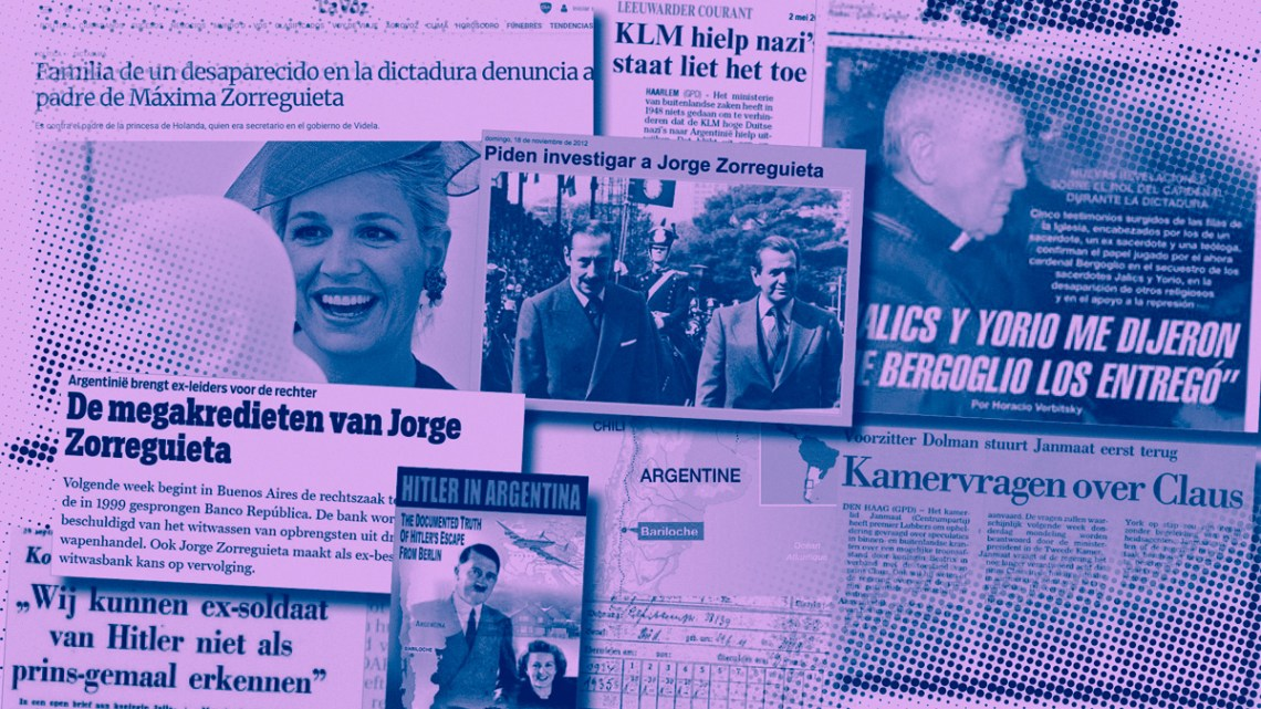 De Telegraaf gaat in de tegenaanval in een poging de Neporanjes te redden