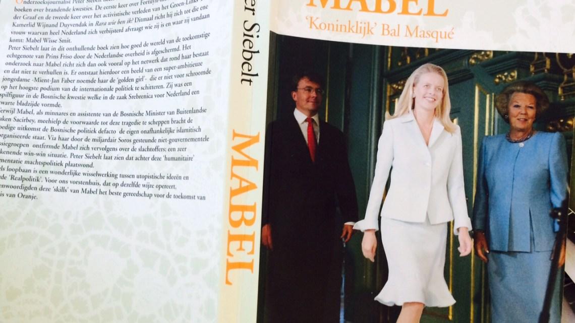 Pion van soros en Mohammed-minnares Mabel hielp vestiging Islamstaat