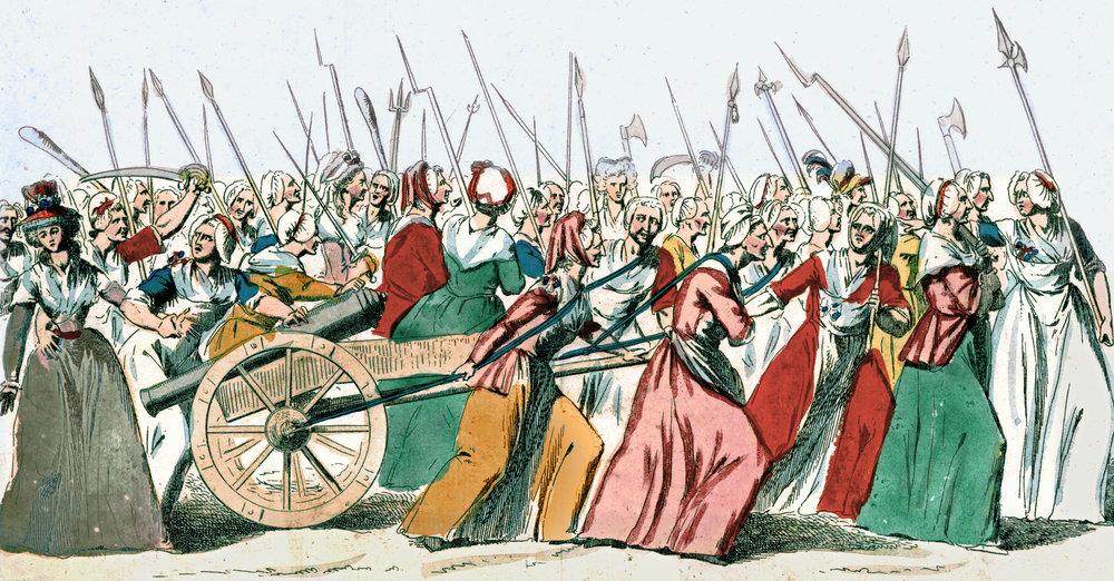 De Jacobijnse terreur 1789-1794: Gewoon een andere kleurenrevolutie?