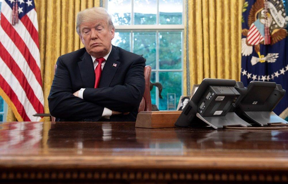 Dood aan Amerika, Trump's geheime Plan?