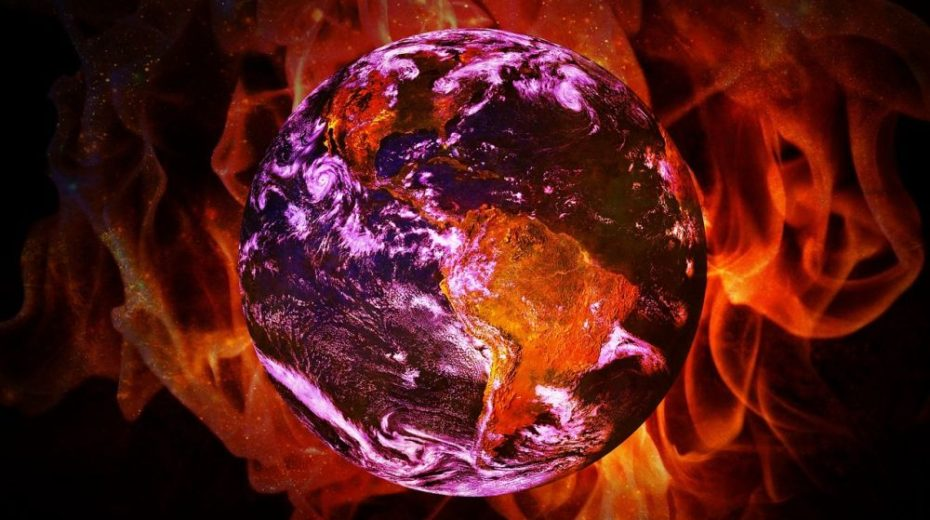 Unieke klimaatverandering heeft geen natuurlijke oorzaak
