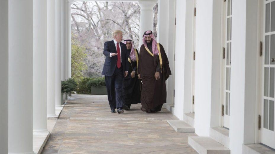 Hoe kan kroonprins van Saoedi-Arabië, Mohammed bin Salman (MBS) weglopen met moord op Khashoggi?