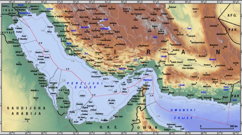 Het goede voorstel van Rusland voor Golfvrede