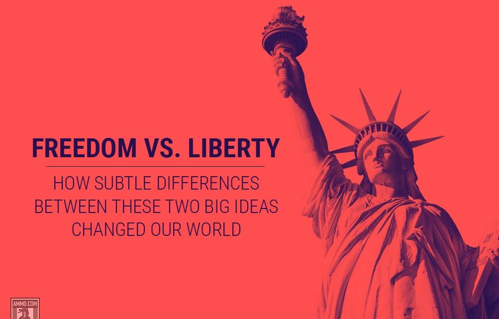 Vrijheid versus vrijheid: hoe subtiele verschillen tussen deze twee grote ideeën onze wereld veranderden