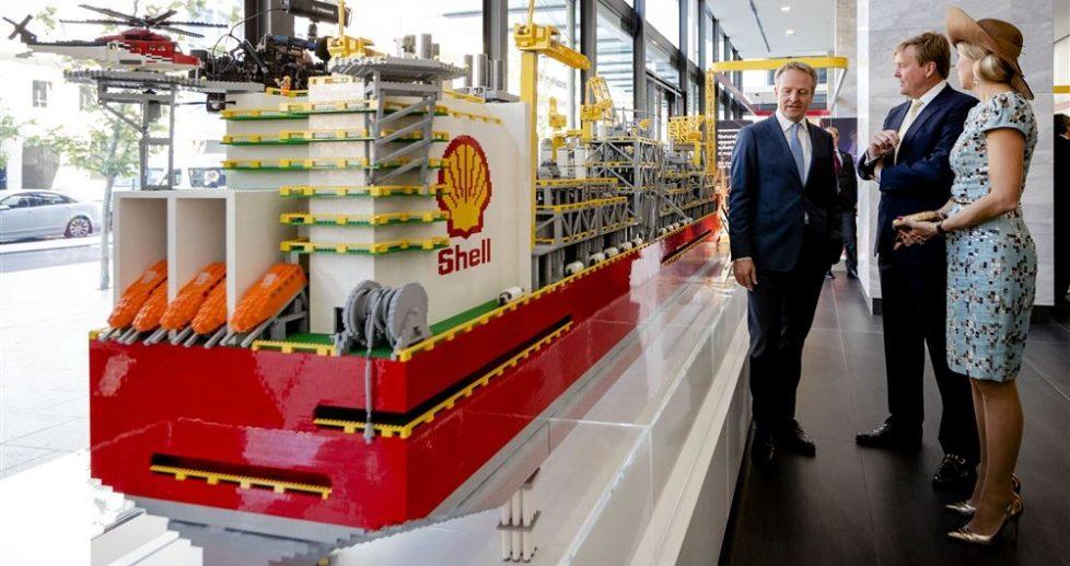 Het belastingparadijs van Oranje: Een belang in Shell van 5 procent zou al goed zijn voor 6 miljard euro