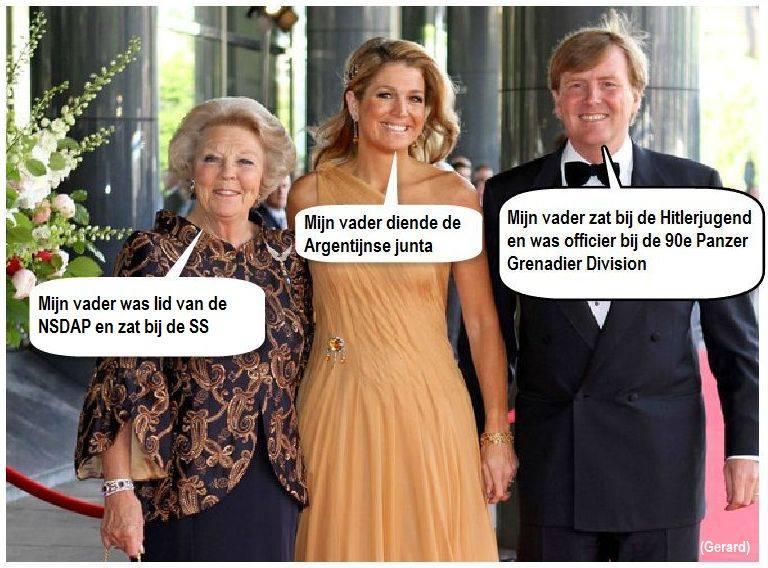 Koning Willem-Alexander is bij grondwet vrijgesteld van iedere belasting