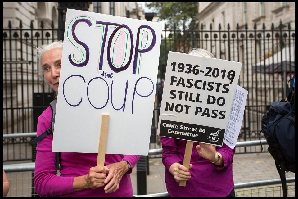 Brexit: Sluipmoord op de democratie?