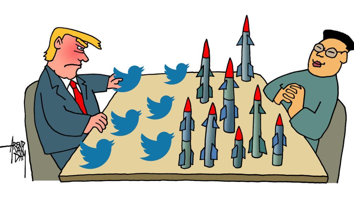 Het einde van moderne diplomatie