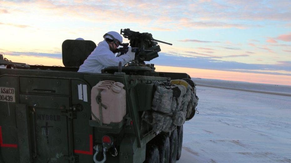 Noordpoolstrategiemaakt duidelijk dat de VS de regio als 'Amerikaans vaderland' beschouwen