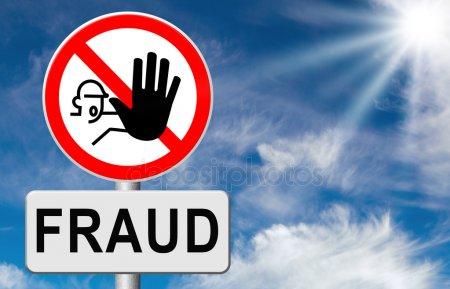 Onze hedendaagse samenleving hangt van fraude aan elkaar