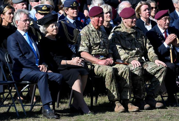 Hoe kan prinses Beatrix ´Operatie Market Garden´ herdenken als haar vader door de Geallieerden (verraad) niet werd vertrouwd