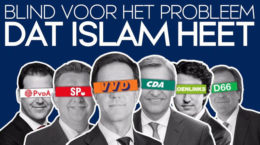 """""""Het grootste probleem in Nederland"""": inzicht in de politisering van de PVV van de islam"""