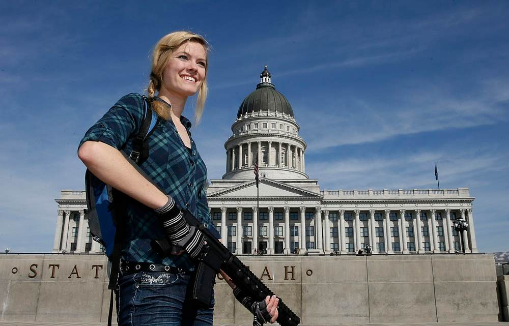 Conservatieven: We zullen bloed vergieten om onze wapens te houden