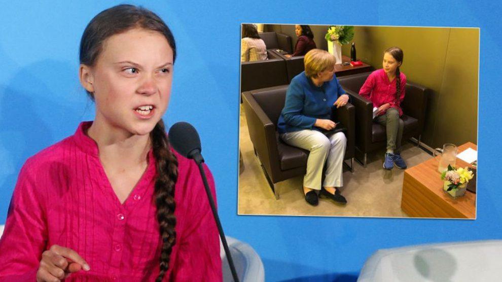 """Death metal-versie van Greta Thunberg's woedespraak wordt hit op internet: activist """"overweegt"""" muziekcarrière"""