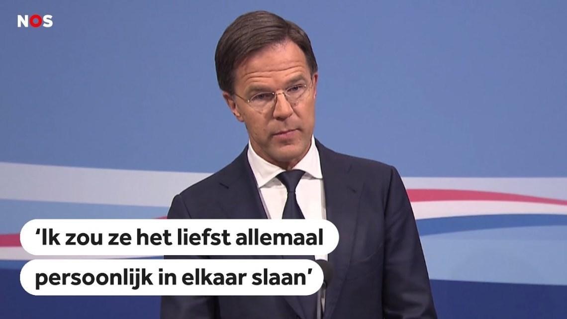U, meneer Rutte bent een nachtmerrie voor het Nederlandse Volk