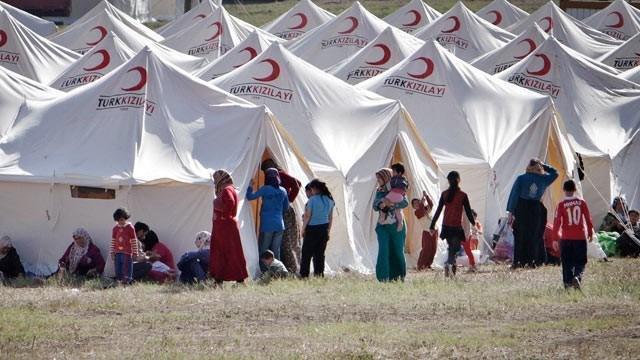 Erdogan: We zullen Europa overstromen met Syrische vluchtelingen, tenzij 'Veilige zone' wordt ingesteld