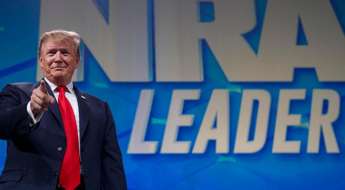 De NRA is geen binnenlandse terroristische organisatie