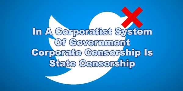 Heb je gemerkt hoe Social Media bedrijven altijd in lijn zijn met het Amerikaanse Rijk?