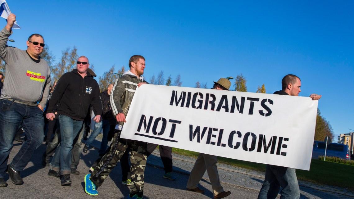 De rottende democratie van Zweden op weg naar een politiestaat