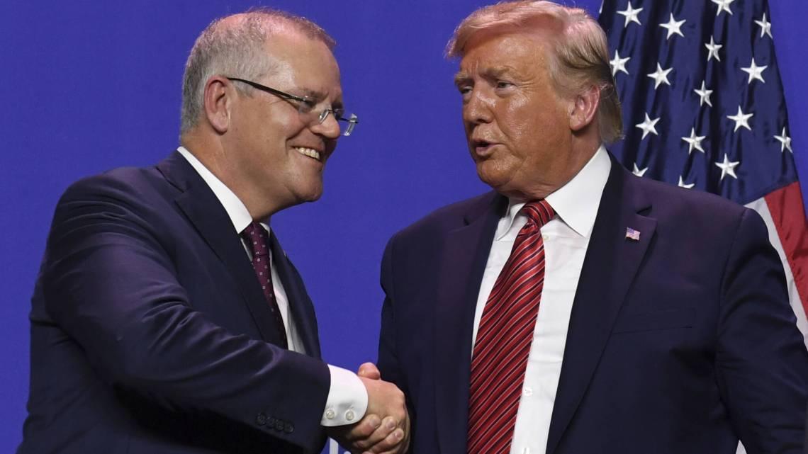 'Trump vroeg Australië om hulp bij ondermijnen Rusland-onderzoek'