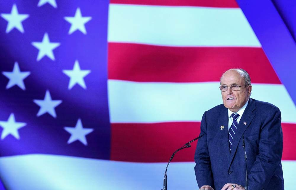 Giuliani en Trump: Bound by Corruption vanaf het begin?