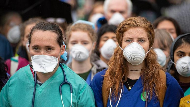 'Niet alleen hippie-veganisten': #boeren, artsen, advocaten sluiten zich aan bij de beweging #Extinction Rebellion