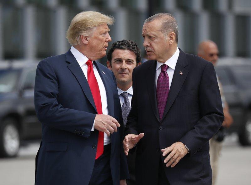 Trump's Syrië-fout opent pandora´s deksel en zal Europa overspoelen met ISIS terroristen
