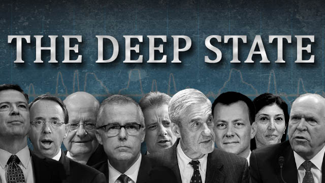 New York Times bevestigt: het is Trump versus de Deep State (watch live house votes)