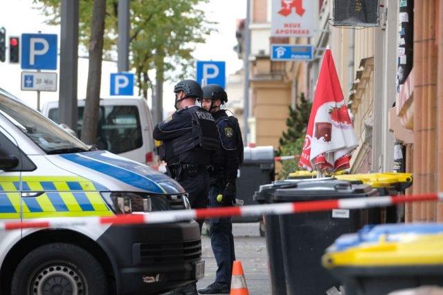 Moord in Halle gefilmd via livestream: extreemrechtse video op het net gezet