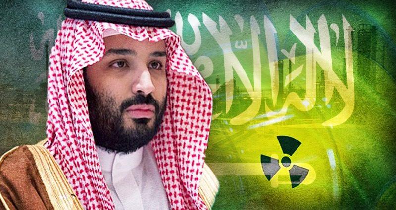 Saoedische nucleaire diplomatie en het begin van concurrentie in de regio