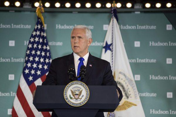 Terwijl prominente republikeinen Trump verraden, dringt de media er bij Amerikanen op aan zich klaar te maken voor 'president Mike Pence'