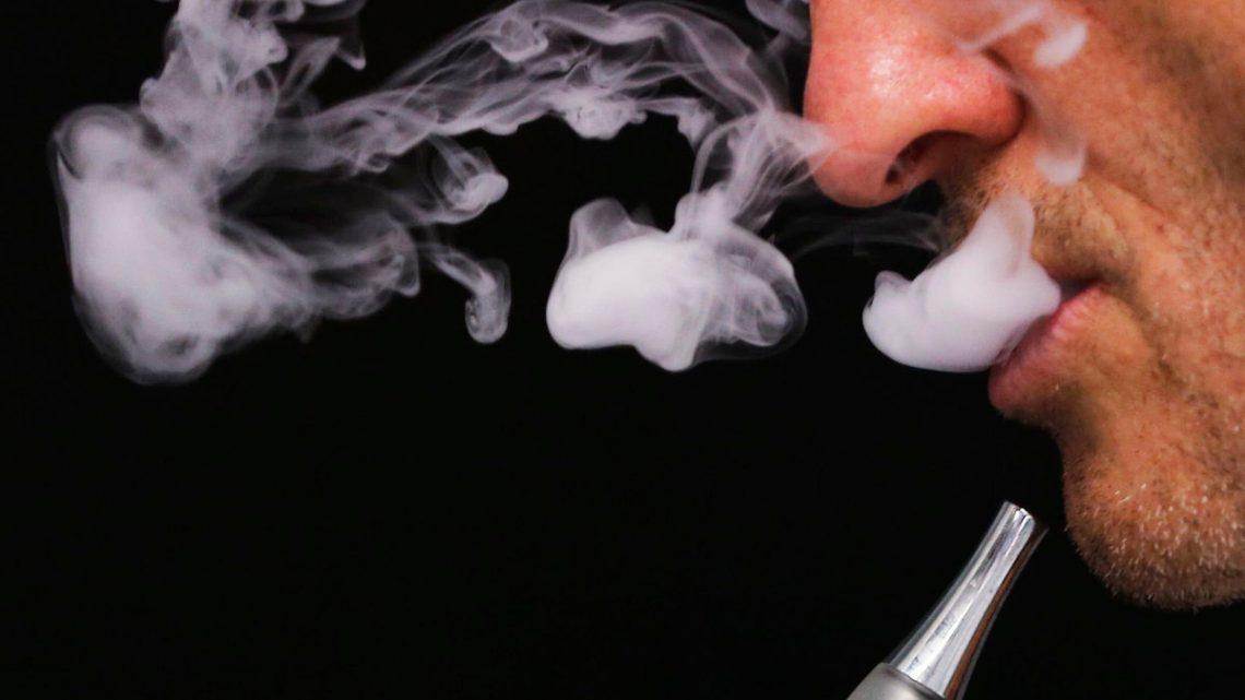 Is een vapen gebonden aan longziekte een crisis in de volksgezondheid? Dat hangt af aan wie je het vraagt