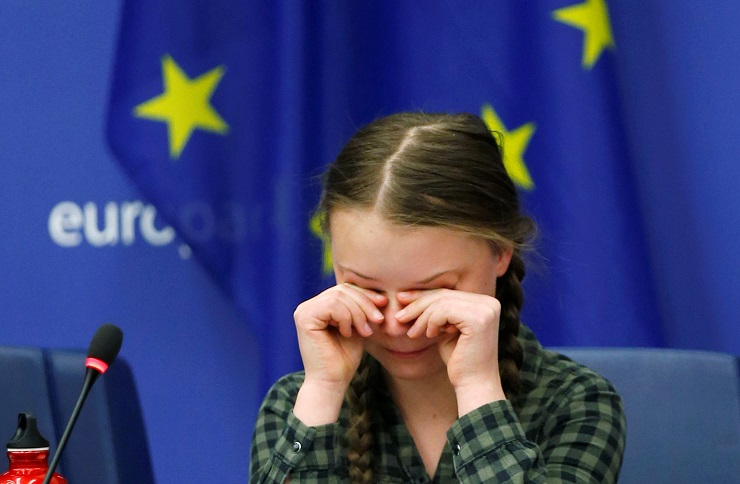 Professor sloopt klimaatactivist Greta Thunberg in open brief