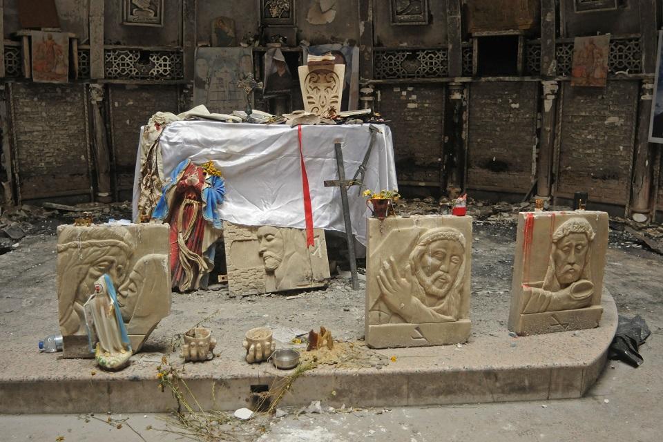Verdwijnen christenen in het Midden-Oosten?
